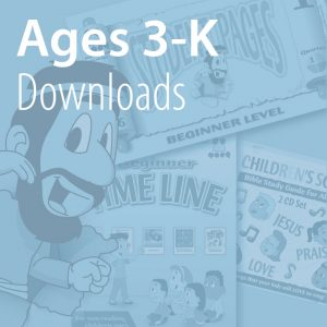 Ages 3-K Downloads