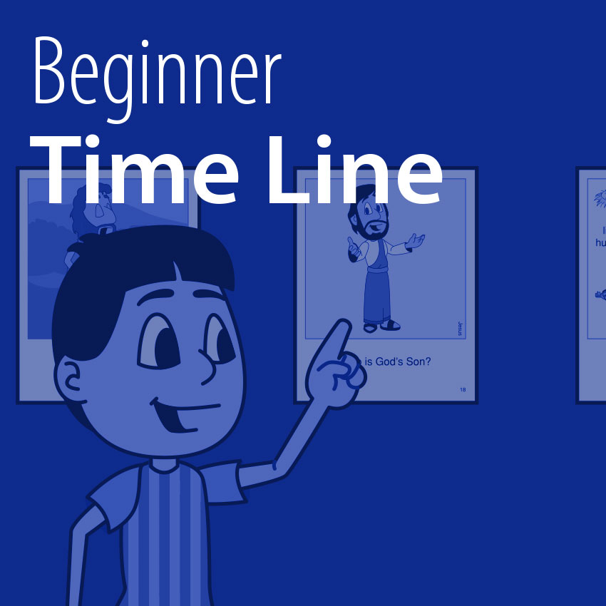 Beginner Time Line tile
