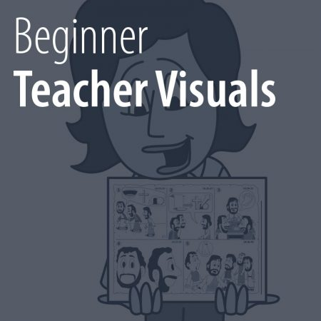 Beginner Teacher Visuals tile