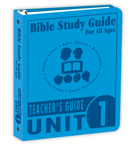 Bible Study Guide - Unit 1