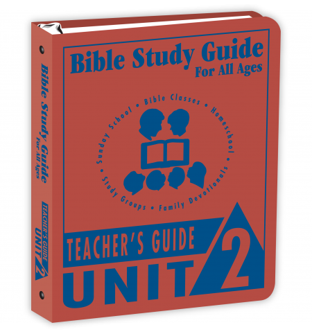 Bible Study Guide - Unit 2