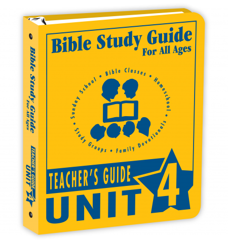Bible Study Guide Unit 4