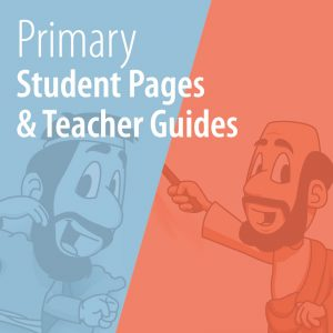 Primary Student Pages and Teacher Guides tile