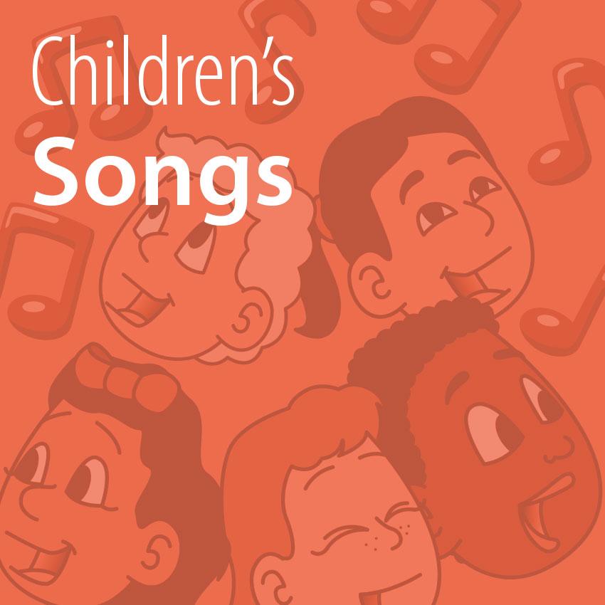 Children's Songs tile